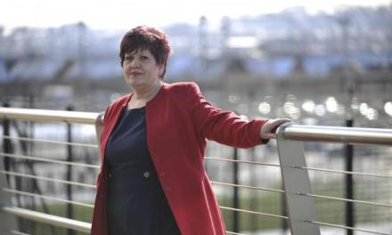 Albanian woman who came to Glasgow as a refugee says city gave her a 'chance to dream again'