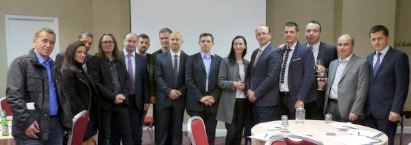 Nga një takim i bizneseve shqiptare në Britani me 19 prill 2014