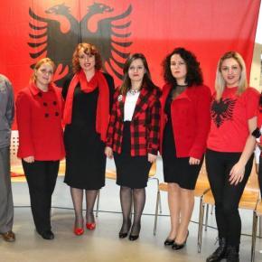 Nene Tereza ( Albanian Community in UK )