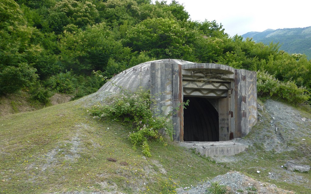Albania's bunkers to be used for mushroom growing