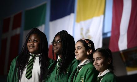 Glasgow's many cultures, including Albanian, celebrated at special event