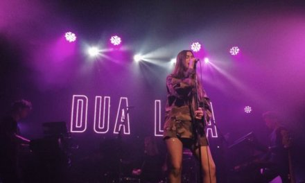 The 405: Dua Lipa is the real deal, she's a true pop phenomenon in waiting