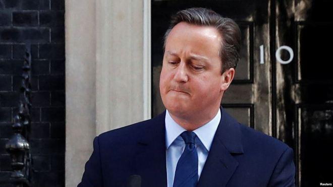 Kryeministri David Cameron