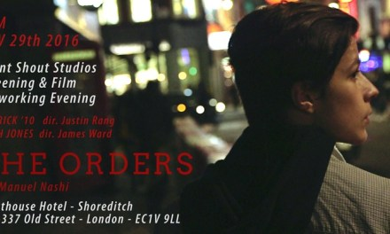 Private screening of the Albanian film 'The Orders' in London, 29th November 2016