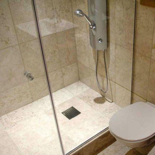Medium Of Wet Room Bathroom