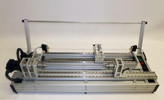 600mm coil winder recent works