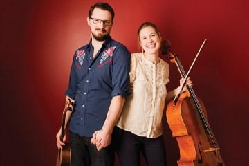 James Hill Ukulele Magazine Cello Uke Anne Janelle