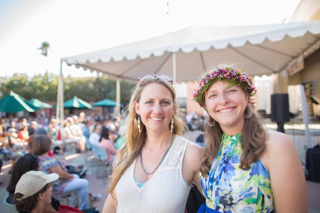 Victoria Vox and Sarah Maisel