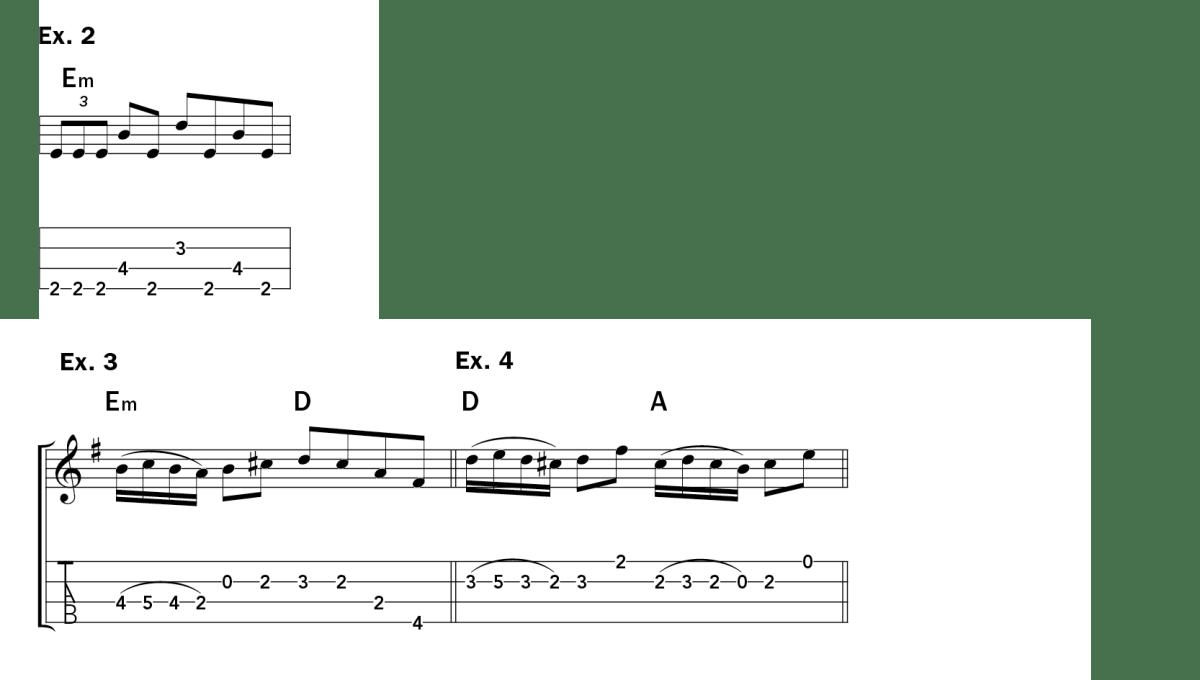 Ukulele Lesson Irish Fiddle Ukulele Tips Uke ex2-4