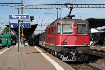 Swiss Standard: Re4/4 11217