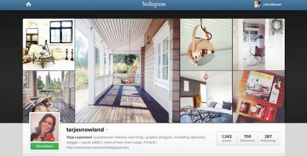 Instagram - Tarja's Snowland