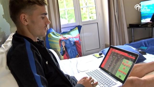 Antoine Griezmann Football Manager