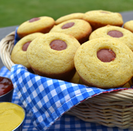 mini-corn-dog-muffins