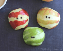 apple mummies