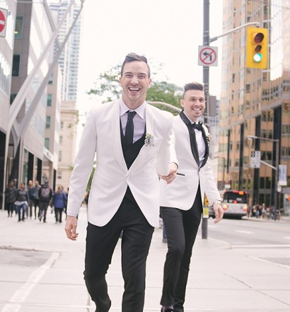Toronto City Wedding Cover