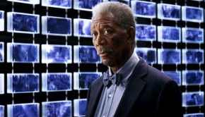 Morgan Freeman Dark Knight Domestic Surveillance