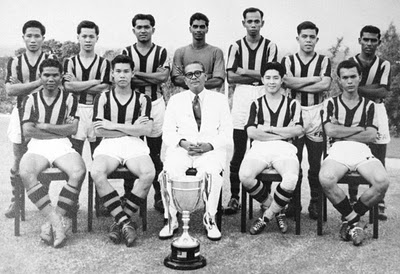 Tunku_Abdul_Rahman_and_the_National_Football_team