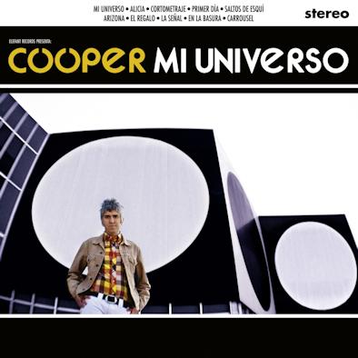 3 Cooper - Mi universo