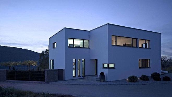Μινιμαλιστικό Σπίτι σε Ahlen, Γερμανία