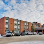 Kindersley Hotel