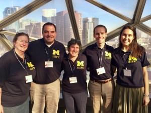 The Michigan Health Interprofessional Education (M-HIPE) Team!