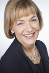 Portrait of the candidate of the Republic of Croatia Ms Vesna Pusic