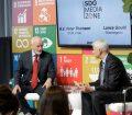 SDG media zone