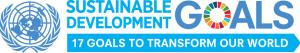 SDGs Logo with UN Logo