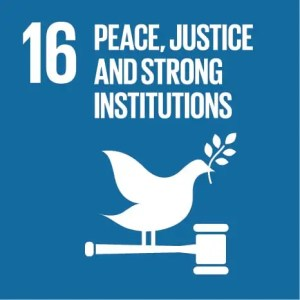 SDGs Icon Goal 16