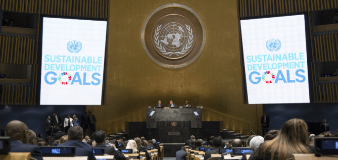 Commitments Made at Sustainable Development Summit to Kickstart Implementation of Global Goals