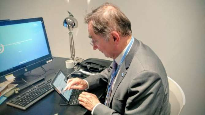 Janos Pasztor's Reddit's Ask Me Anything from COP21 – recap