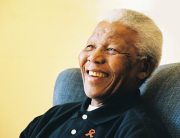 Nelson Mandela in February 2005. Photo: Nelson Mandela Foundation/Matthew Willman