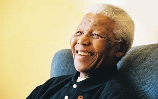 Nelson Mandela in February 2005. Photo: Nelson Mandela Foundation/Matthew Willman