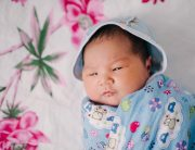 Newborn in Aktau city, Mangystau oblast, Kazakhstan. Photo: UNICEF/UN044581/Kim