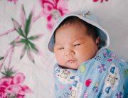 Newborn in Aktau city, Mangystau oblast, Kazakhstan. Photo: UNICEF/UN044581/Kim