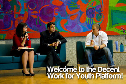Photo Credit: Decent Work for Youth