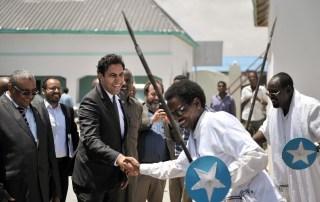 Ahmad Somalia