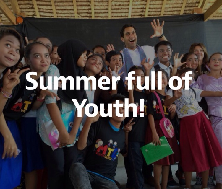 Summer full of Youth!