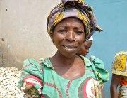 Florence Luanda Maheshe. Photo: UN Women/Eddy K. Momat