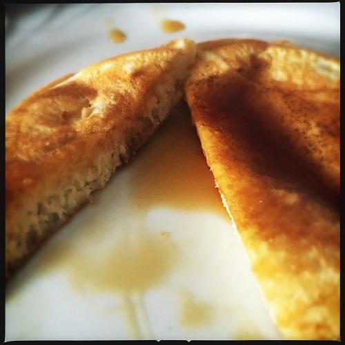 Fluffy Pancakes Una casa in campagna ©2015 alessandra colaci