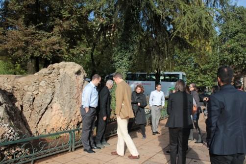 EU-NA Fellows in Morocco – Day 2