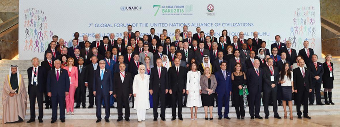 Al-Nasser Closing Remarks at the 7th UNAOC Global Forum in Baku