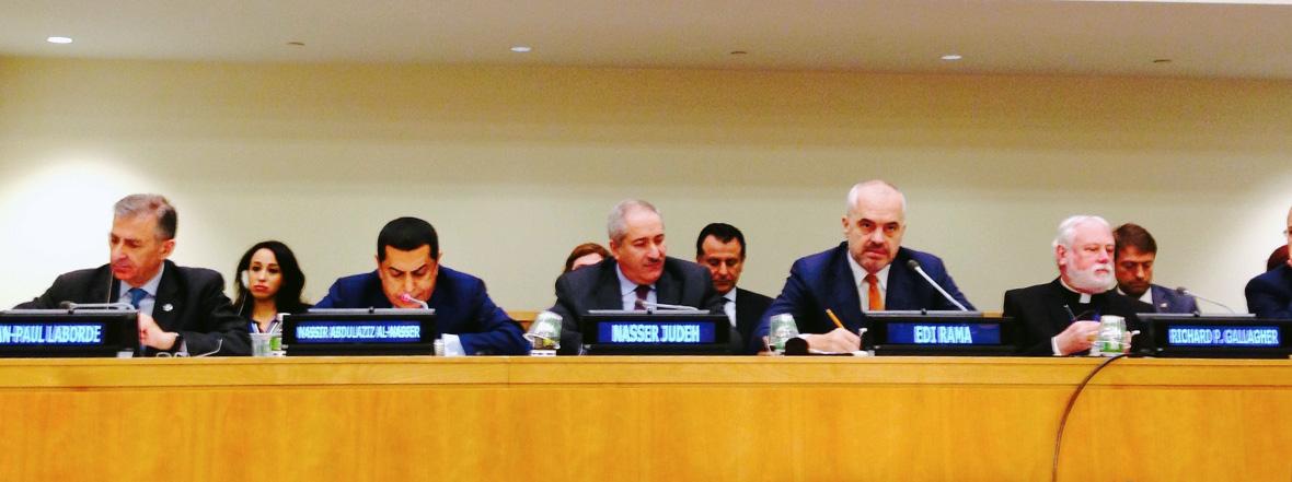 Al-Nasser Remarks on Social Harmony for Sustainable Development
