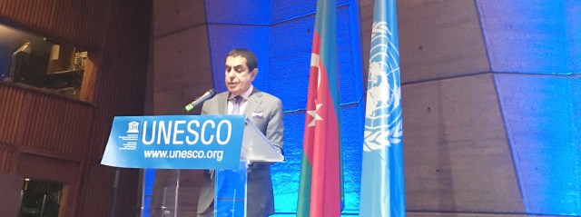 Al-Nasser Remarks at the High Level Discussions on Targeting Heritage: In Search of New Paradigms – Save Heritage through Dialogue