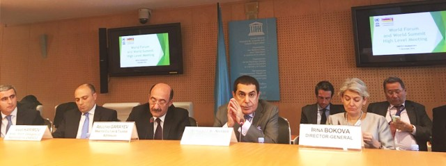 Al-Nasser Remarks at the High Level Task Force Meeting on the 4th World Forum for Intercultural Dialogue in Paris, France