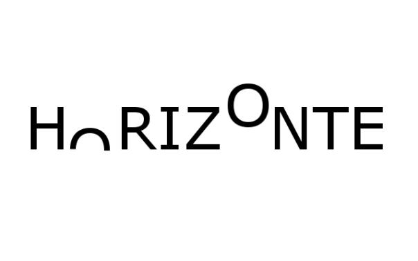 caligrama horizonte