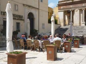 Urlaubsgenuss in Terracina
