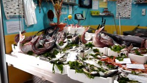 Fisch satt in San Benedetto del Tronto