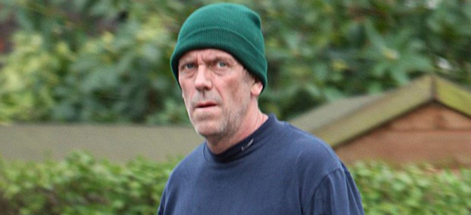 Belsize Park Londres Hugh Laurie