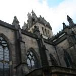 Festival de teatro de Edimburgo St Giles Cathedral